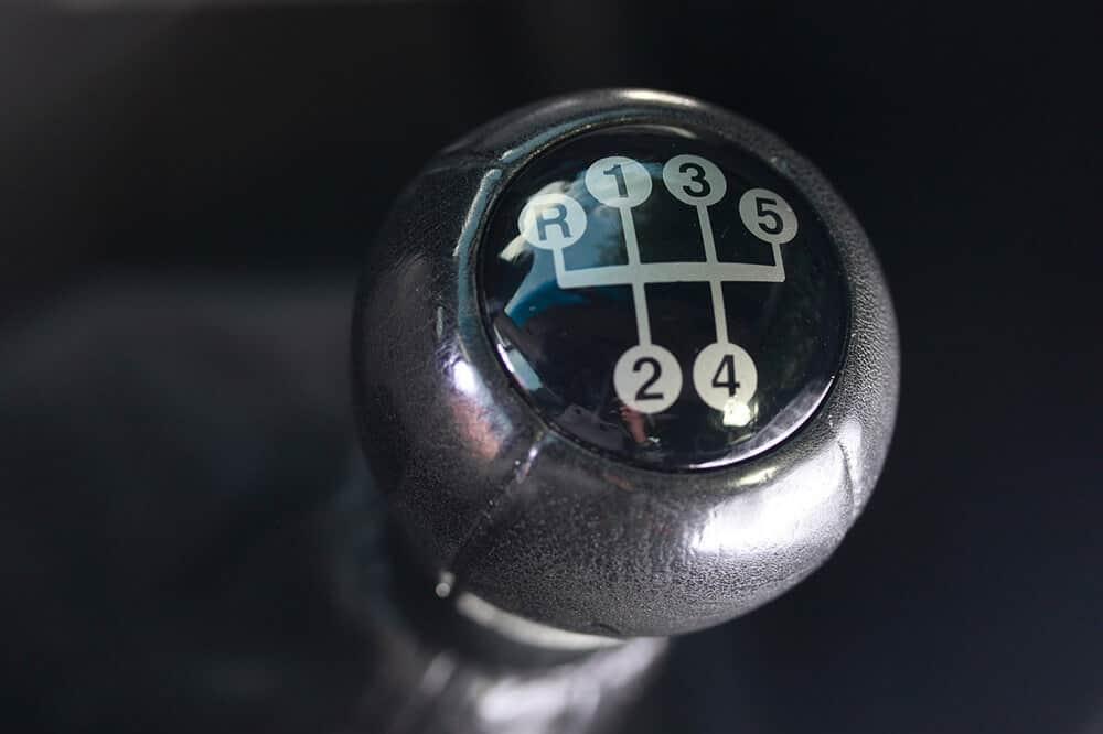 χειροκίνητο σασμάν αυτοκινήτου